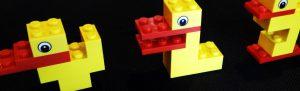 Lego Serious Play ankkoja.